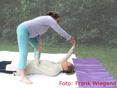 Flow Thai Yoga Massage