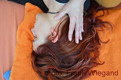 Massagen mit Frank Wiegand